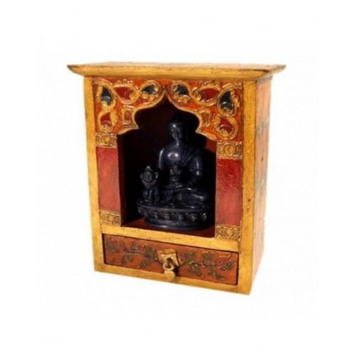 Домашен хинду-будистки олтар – малък