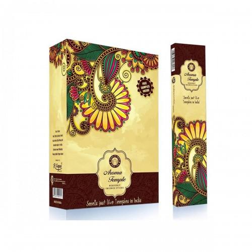 "Ръчно изработени ароматни пръчици ""Aroma Temple"" 15 гр."