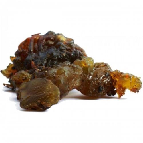 Гугул, (Commiphora mukul, Guggal, Guggul, Guggulu) 10 гр.