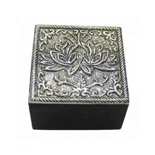 """Кутийка за съхранение на тамян  """"Лотос"""""""