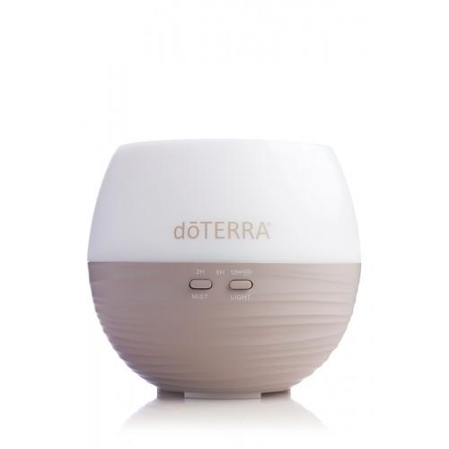 Petal Арома Дифузер за етерични масла  за офиса и дома 200 мл