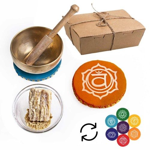 Подаръчен комплект Тибет (mini)
